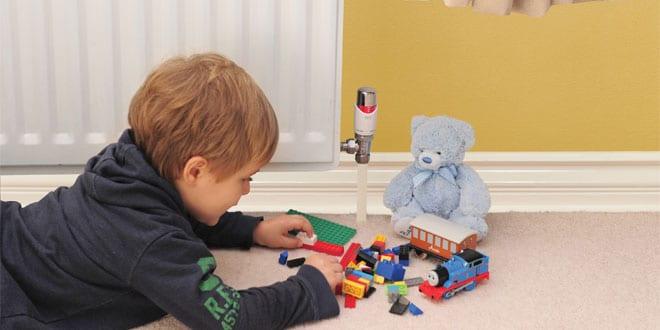Popular - Make heating child's play