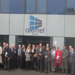 Alumet's new state of the art façade