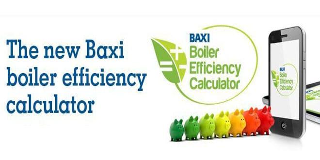 Popular - Baxi launches the Baxi boiler efficiency calculator