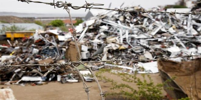 Popular - Scrap metal cash ban does not go far enough