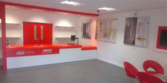 Popular - AKW new customer collection facility