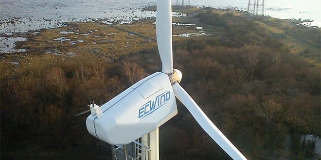 Popular - UFW Ltd signs exclusive wind turbine partnership