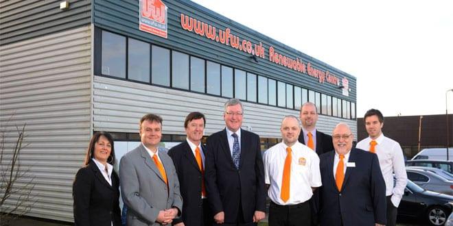 Popular - Fergus Ewing MSP opens UFW Ltd's Scotland Eco-Hub