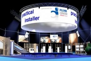 George Clarke will open the Practical Installer arena, which promises to be one of the biggest visitor attractions at Ecobuild 2013