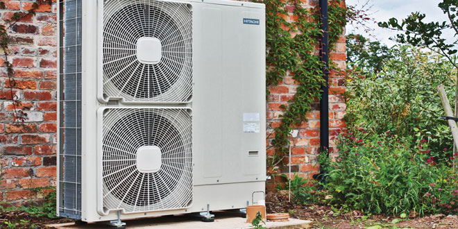 Much of the UK's housing stock, particularly homes that are off the gas grid, present a challenge to the drive towards improved energy efficiency