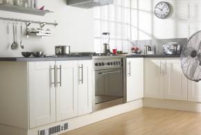 Maximise interior design possibilities with the Myson KICKSPACE®