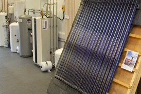 New renewables training centre for NI installers