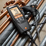Testo launches new fixed price flue gas analyser service and calibration