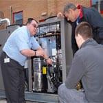 Popular - Bosch launches gas absorption heat pump training