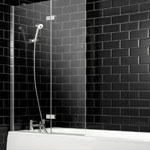 iflo has launched a range of bath screens featuring innovative BubbleLock  technology