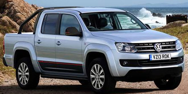 Popular - Volkswagen launches a special edition version of the Amarok pick-up