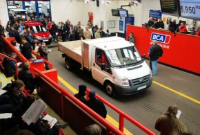 Strongest commercial vehicle sale this year
