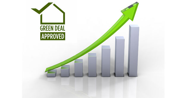 First quarterly Green Deal and ECO statistics