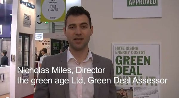 Popular - Green Deal Assessor answers questions on the Green Deal