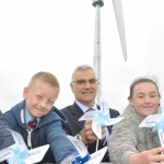 Simple Power celebrates World Wind Day 2013 with local schools