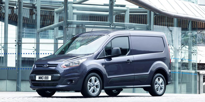 Ford's all-new Transit Connect