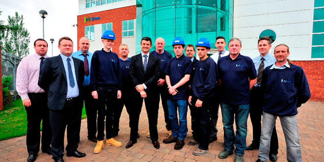 New jobs created as MEP specialist HE Simm continues to grow