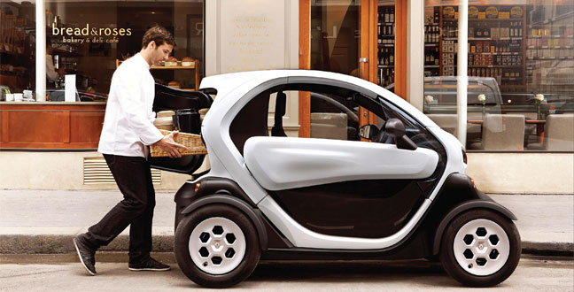 Renault announces all-new Twizy Cargo