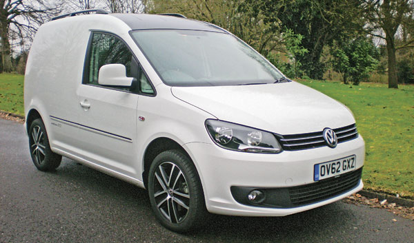 The VW Caddy has been helping tradesmen get the job for thirty years