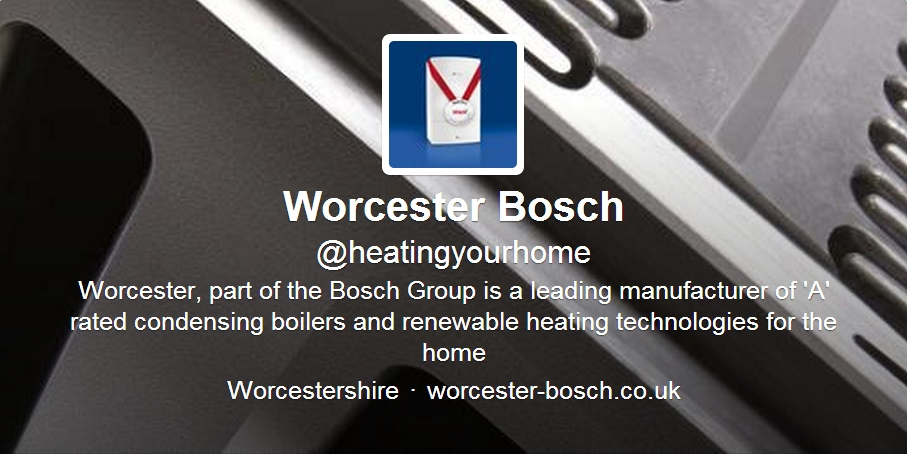 Worcester, Bosch Group will be running an installer-led social media campaign for Gas Safety Week