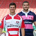 Kingsholm debut for ADEY's Gloucester Rugby shirts