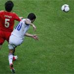 Luckiest football goals