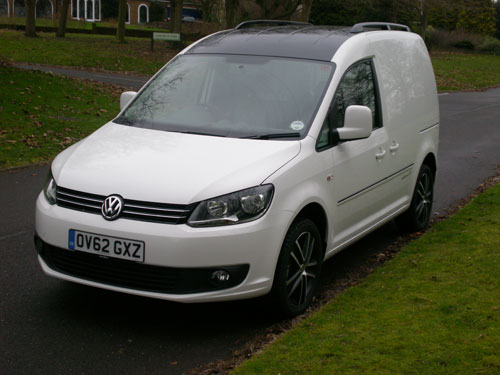 The VW Caddy