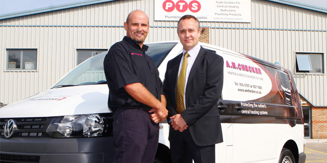 ADEY's £20,000 van winner announced