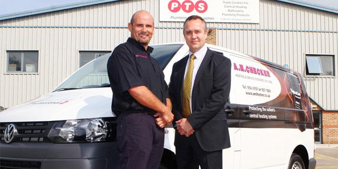 ADEY's £20,000 van winner announced