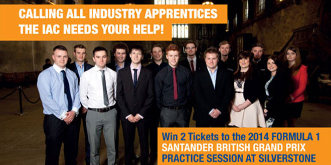 Industry Apprentice Council to survey wider apprentice community