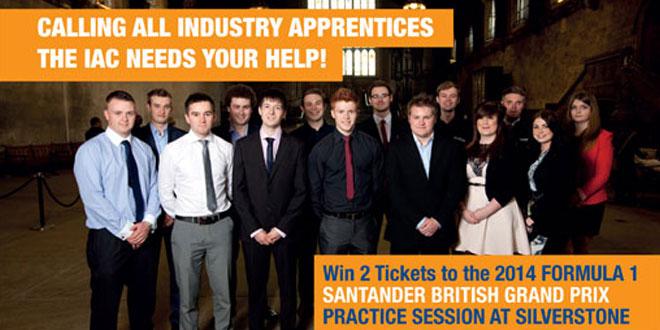 Industry Apprentice Council to survey wider apprentice community