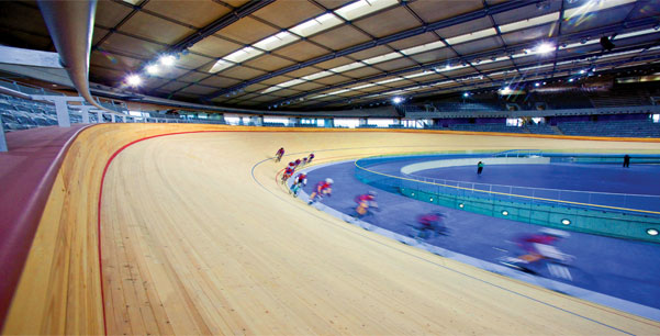 As a major part of the development of the London 2012 Olympic site, Uponor and velta were tasked with helping construct the Velodrome