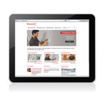 Honeywell, is proud to reveal its new-look website and online animated product videos.
