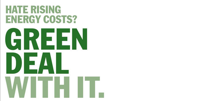 Green Deal 'woefully inadequate'