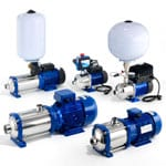 Xylem Water Solutions launches new energy efficient multi-stage pump