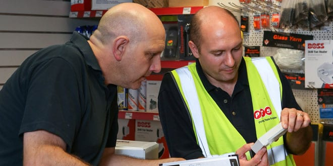 Popular - PTS puts service first for spares customers