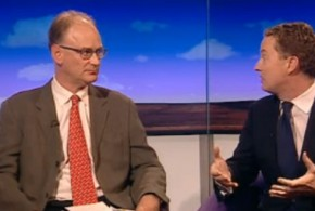 Climate change debate: Matt Ridley and Greg Barker