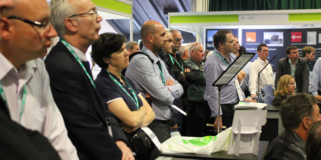 Record roadshow signals successful 2014 for energy efficiency & renewables industry Award-winning exhibitions go the extra mile to educate trade professionals