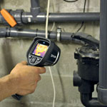 The new FLIR Ex-Series of entry-level thermal imaging cameras