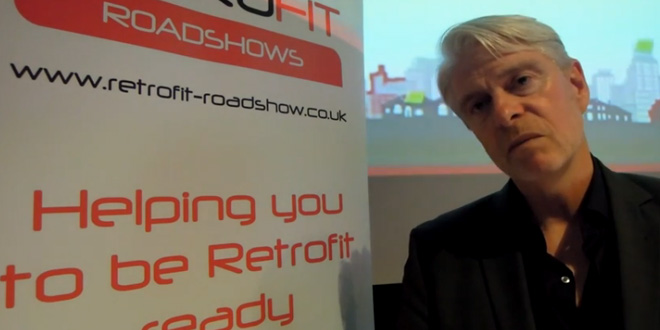 John Swinney speaks at the Retrofit Roadshow West Midlands and Birmingham