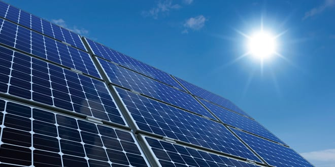 Solar energy central to renewables expansion