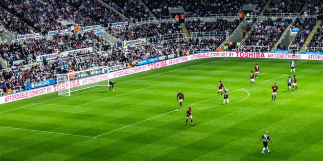 Newcastle legends say farewell to Steve Harper in epic night at St James's Park