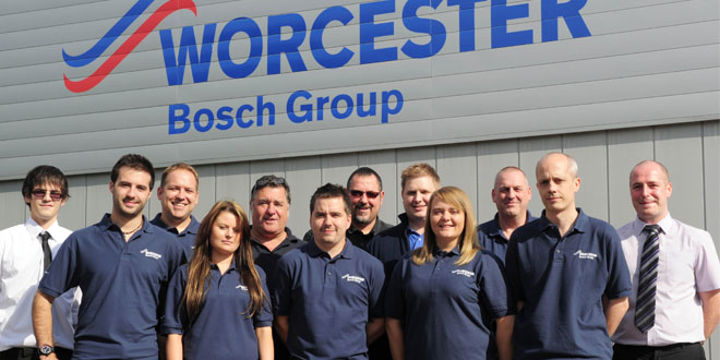 Worcester Bosch Group adds new recruits