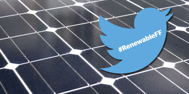 #RenewableFF – A hashtag for the renewables sector