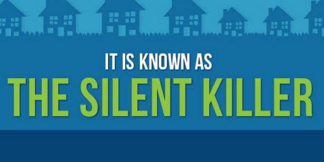 Carbon monoxide, the 'silent killer'