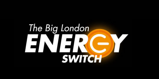 The Big London Energy Switch