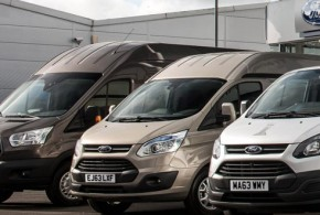 Survey reveals the Ford Transit as the most reliable van