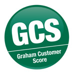Graham scores high with customers
