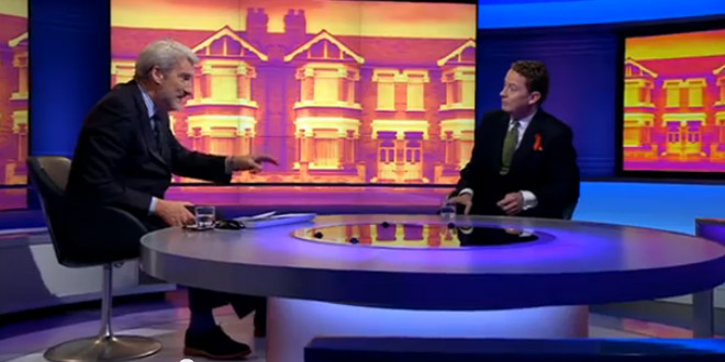 Newsnight: Is the Green Deal failing?