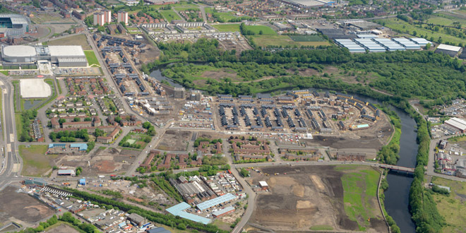 PTS celebrates role in supporting Athletes' Village